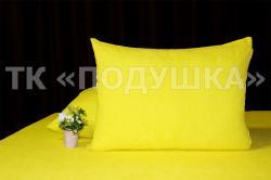 Купить желтые махровые наволочки на молнии в Кемерово