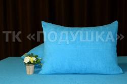Купить голубые махровые наволочки на молнии в Кемерово