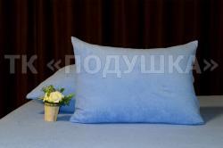 Купить синие махровые наволочки на молнии в Кемерово