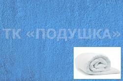 Купить голубой махровый пододеяльник  в Кемерово